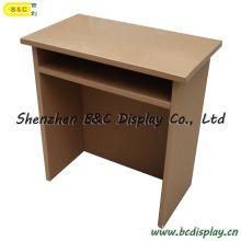 Estudantes usam mesa de papel / mesa de papelão (B & C-F005)