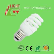 Полная спираль T2-9W E27 CFL Лампа энергосберегающая лампа
