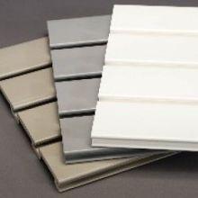 PVC Foam Slatwall Panels