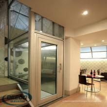 Ascenseur Personal House Mini Verre Passager Résidentiel