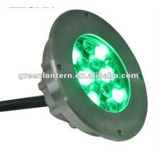 A fonte do poder superior DMX512 RGB IP68 DC12V rgb conduziu a luz