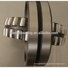 Roulement à billes sphérique à roulement à billes 22212 cage d'acier c / w partie