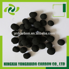 1000 iodine number globularity activated carbon in water treatment