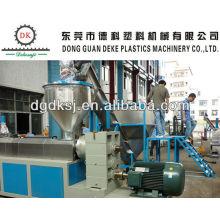 Desperdício PEAD PEAD PEBD DEKE Recicle a Máquina DKSJ-140A / 125