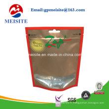 Pack de haute qualité Zipper Plastic The Sugar Bag