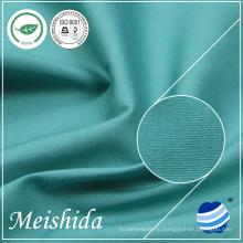 Твердые окрашенные роли хлопок поплин ткань 40*40 133*100 для вниз пальто рубашки