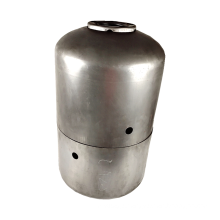 Deep Drawing Shell Sheet Metal Stamped Part Deep Drawn Drum For Eletric Water Heater Parts