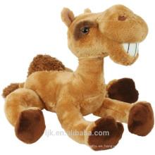 ICTI fábrica de costumbre de juguete de peluche de camellos