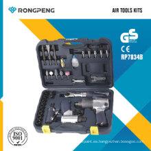 Kits de herramientas neumáticas Rongpeng RP7834b