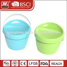 HAIXING Durable plastic fishing stool Fishing barrel bucket