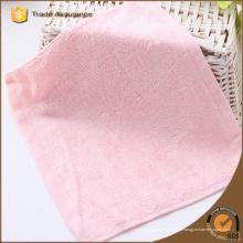 "Face lavadora 100% bambu Terry Washcloth 10 ""x 10"" toalha de rosto do bebê"