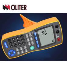termometro Rtd 4 Calibração do sensor de temperatura do calibrador de temperatura 20ma