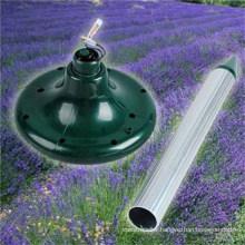 Solar Powered Mole Repeller / Solar Snake Repeller- Outdoor Guard