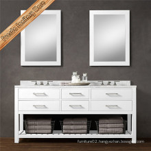 Fed-1992 Modern Fashion Bathroom Cabinets with Soft Closing Accessories
