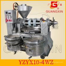 Prensa de aceite de múltiples funciones del tornillo de la venta caliente Yzyx10-4wz 3.5tons