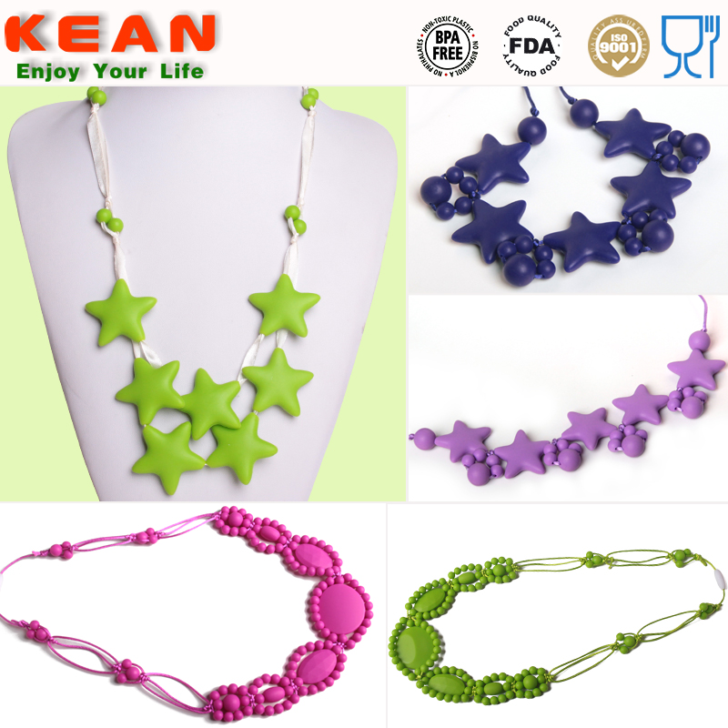 Oem Silicone Necklace