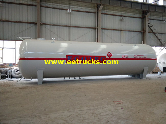 LPG Gas Storage Vessel
