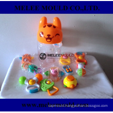 Plastic Rattle Toys Baby Injection Mould