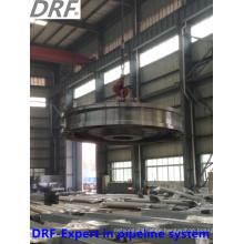 Port Wheel (Factory sales of alloy steel harbor locomotive wheel forging)