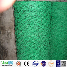 Pvc Galvanized Hexagonal Iron Wire Mesh
