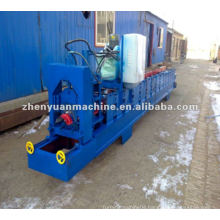full -automatic roof ridge cap roll forming machine