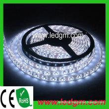 SMD3528 Tiras de fita flexível de LED 48W 600LEDs silício revestimento IP67