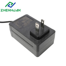 Adaptador de masajeador de transformador de potencia de enchufe de 30VDC / 1.2A 36W