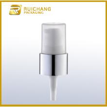 Алюминий лосьон насос/18 мм алюминий крем насос с небольшой overcap