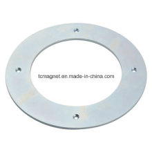 Super Disc Magnets with Holes