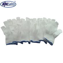NMSAFEY knitted nylon gloves children knit gloves