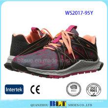 Últimas zapatillas de deporte al por mayor de diseño zapatillas para mujer