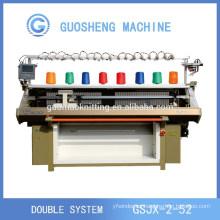 56 pulgadas auto máquina para hacer punto plana con comb(GUOSHENG)