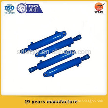 Good quality custom available double acting telescopic hydraulic cylinder