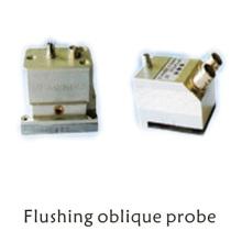NDT ultra-sônica Flushing Oblique Probe, 5p9X9A45 BNC (Q9) conector (GZHY-Probe-001)