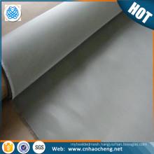 ultra fine 150 mesh 100 micron 0Cr21AL6 Iron chromium Aluminum alloy fecral wire mesh