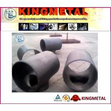 GOST 17376 Carbon Steel Reducing Tee