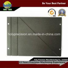 CNC Machined Aluminum Base Plate