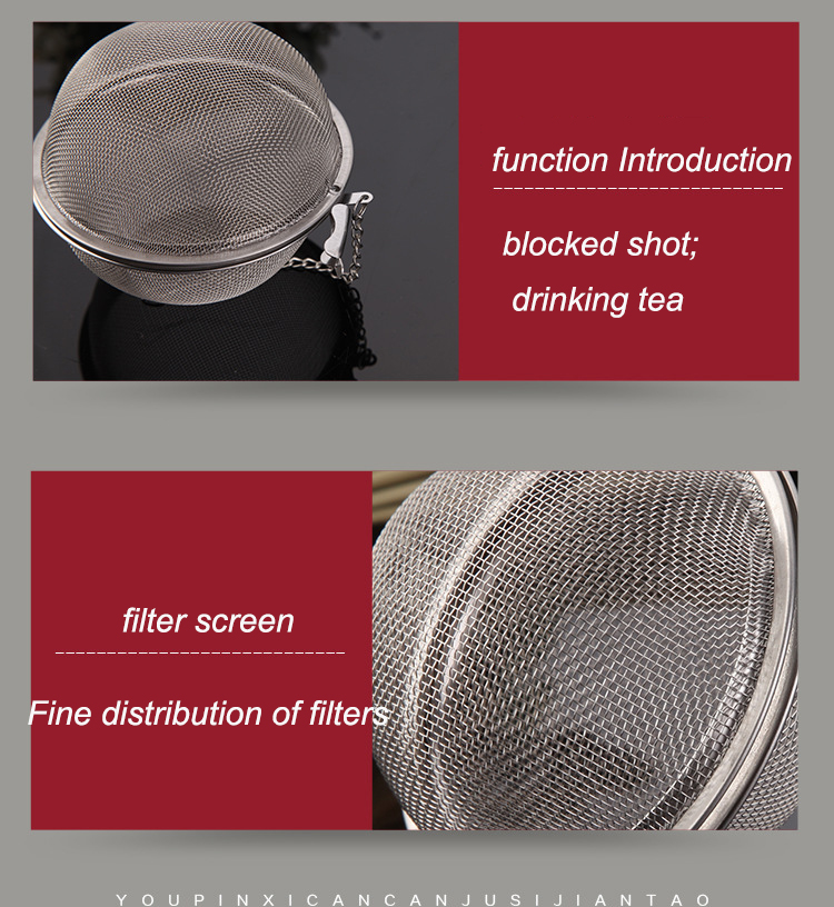 Stainless Steel Tea Infuse