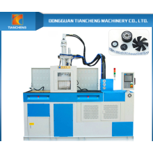 Double Sliding Table Injection Machine