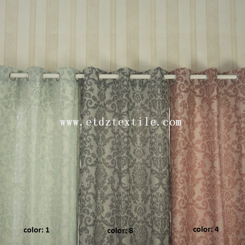 Summer curtain 6003 colors