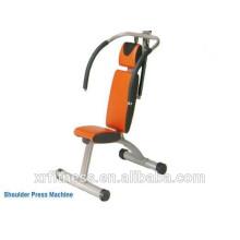 Máquina hidráulica da imprensa do ombro do equipamento da aptidão da ginástica para o uso das mulheres