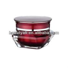 Diamond Acrylic Jar