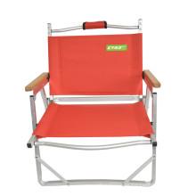 TopSales ligero al aire libre Camping 600d poliester plegable silla plegable de la pesca