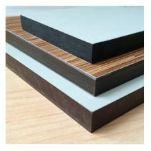 12 mm waterproof texture surface best price hpl board
