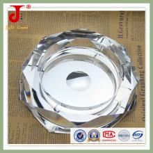 Luxuriöser Glod Octagonal Crystal Aschenbecher (JD-CA-100)
