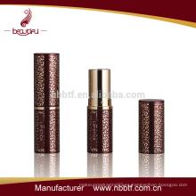 LI18-84 Tubo de lápiz de labios vacío de aluminio y tubo de lápiz de labios vacío personalizado cosméticos