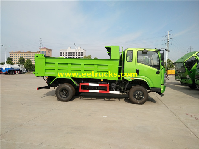 8ton Off Road Tipper Trucks