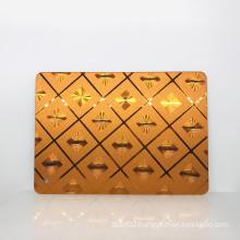 Extruded Fancy Acrylic Wall Design Acrylic Mirror