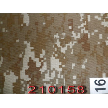 Desert Brave Nylon / Cotton Twill Camouflage Military Fabric