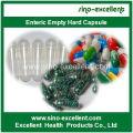 High Quality Enteric Empty Hard Capsule